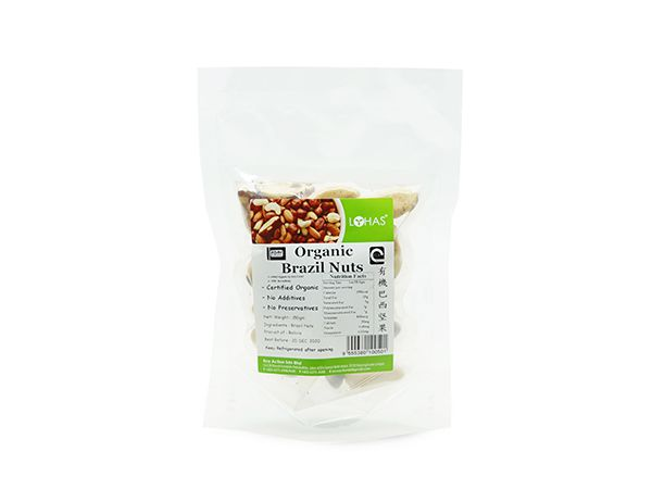 Organic Brazil Nut
