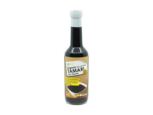 Organic Tamari Soy Sauce (330ml)