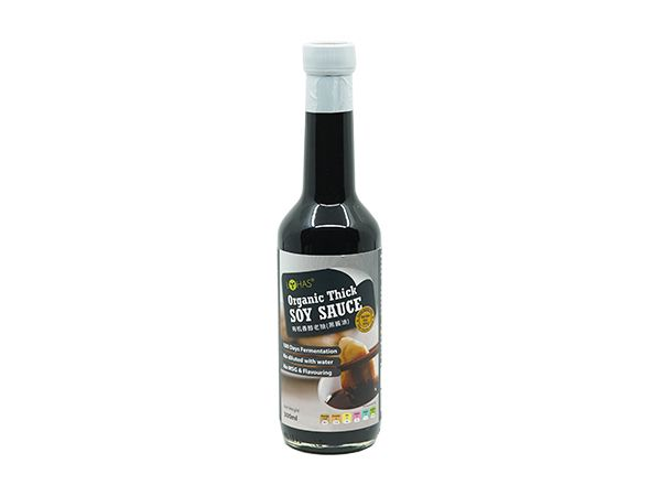 Organic Soy Thick Sauce