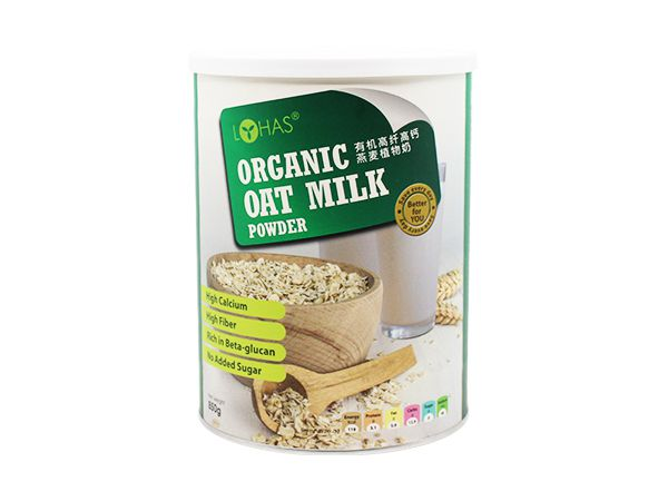 Organic Oat Milk Powder