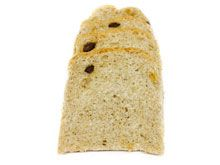 Wholemeal Rocky Raisins Bread