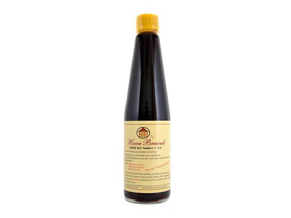 MLFood Home Brewed Light Soy Sauce AA Grade (600g)
